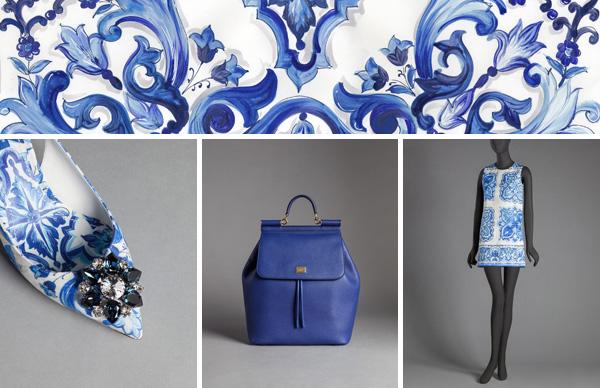 dolce-gabbana-azulejo-majolica-blue2. Selecionamos várias peças inspiradas  ... 5475c16227
